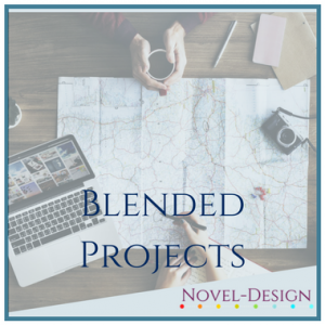 blended projects, blended work, debbie forster, consultancy, coaching, WISE, novel design